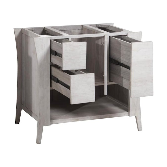 CoastalVogue CoastalVogue Curvature Vanity 36in Wide CT-BT ...