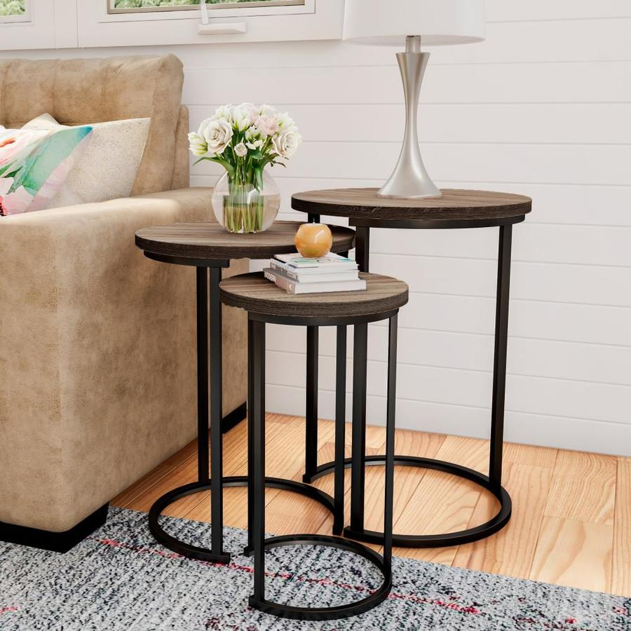 3 Legs Accent Table Sets At Lowes Com