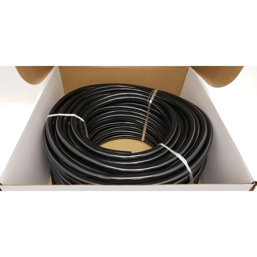 Lifegard 1 2 In Id X 100 Ft Pvc Flexible Tubing In The Tubing Hoses Department At Lowes Com