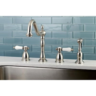 Bel Air Lever Kitchen Faucets At Lowes Com