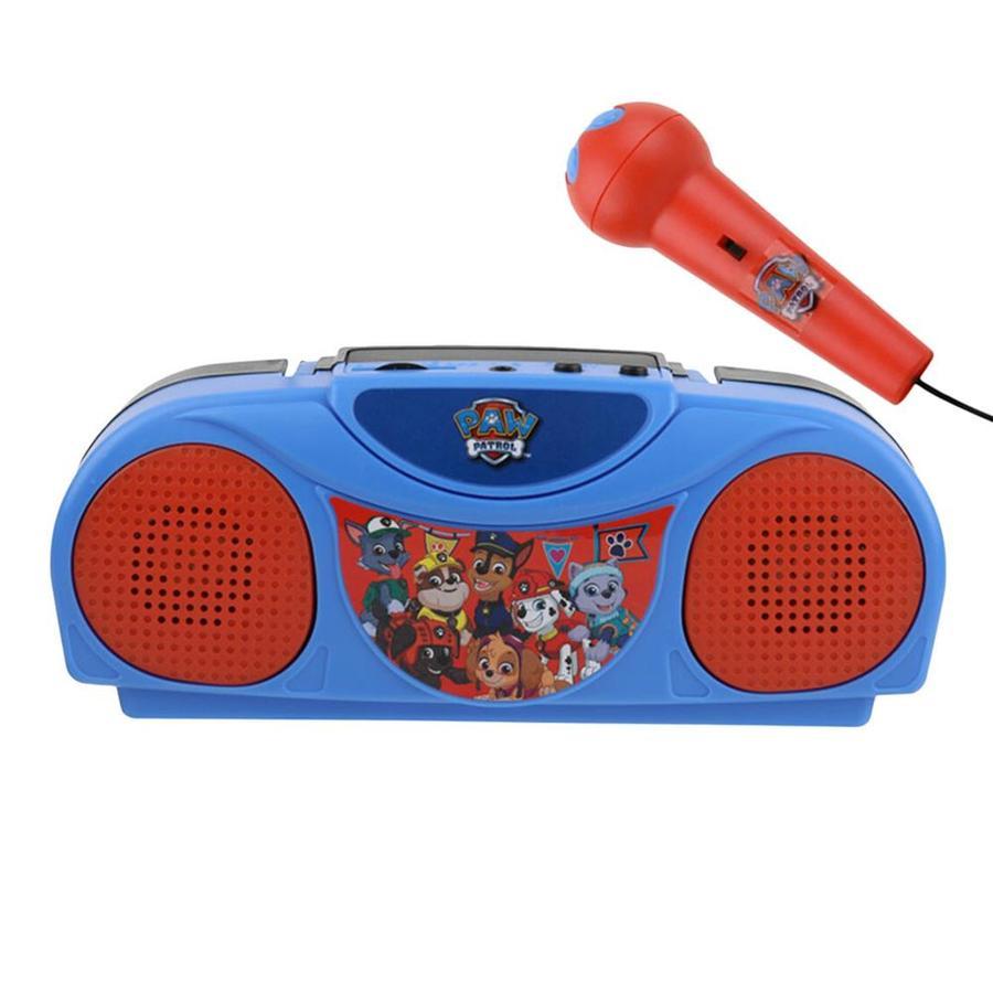 2532 REIG Nickelodeon Microphone Paw Patrol