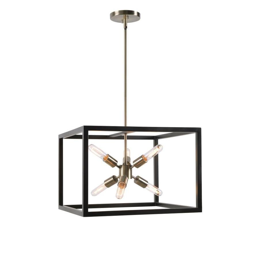 North Star Designs Evelyn 6 Light Pendant In The Pendant Lighting Department At Lowes Com