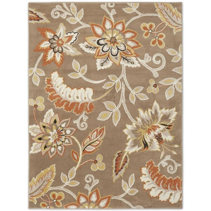 10 Ivory Indoor Area Rug In The Rugs