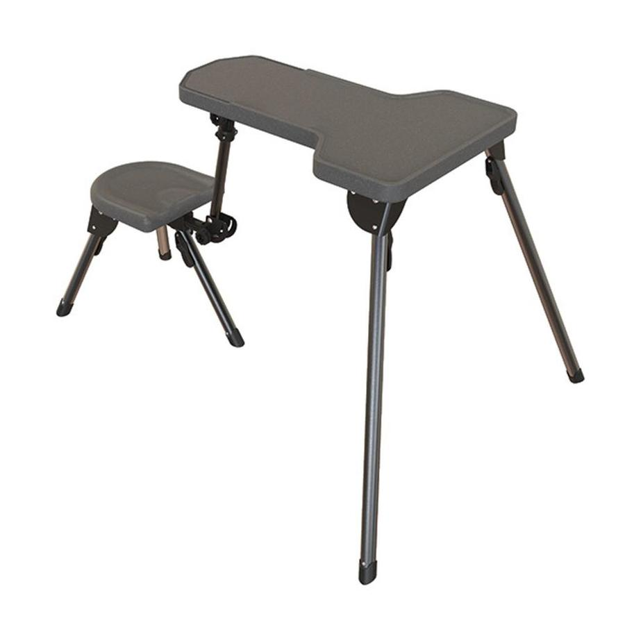 Caldwell Caldwell Stable Table Colla Psible All Weather Shooting Rest For Shooting In The Hunting Equipment Apparel Department At Lowes Com