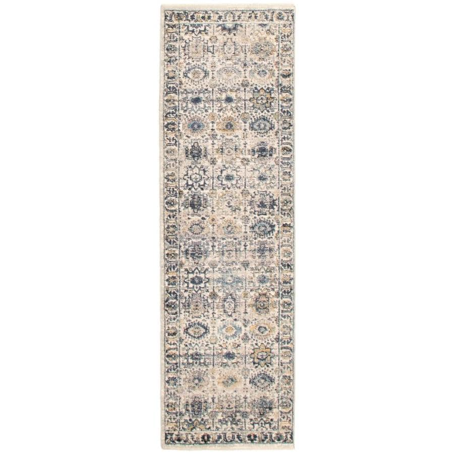 Ecarpetgallery Bolivia Yalameh Rug 2 2 X 8 0 In The Rugs Department At Lowes Com