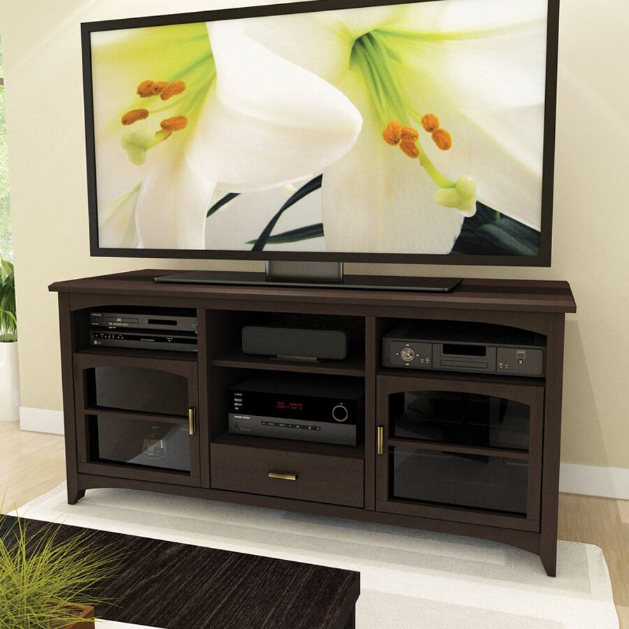 CorLiving West Lake Dark Espresso TV Cabinet