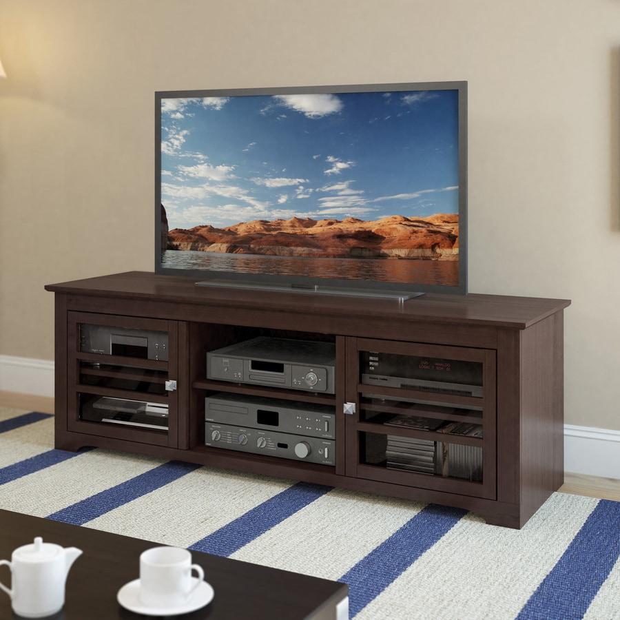CorLiving West lake Dark Espresso TV Cabinet