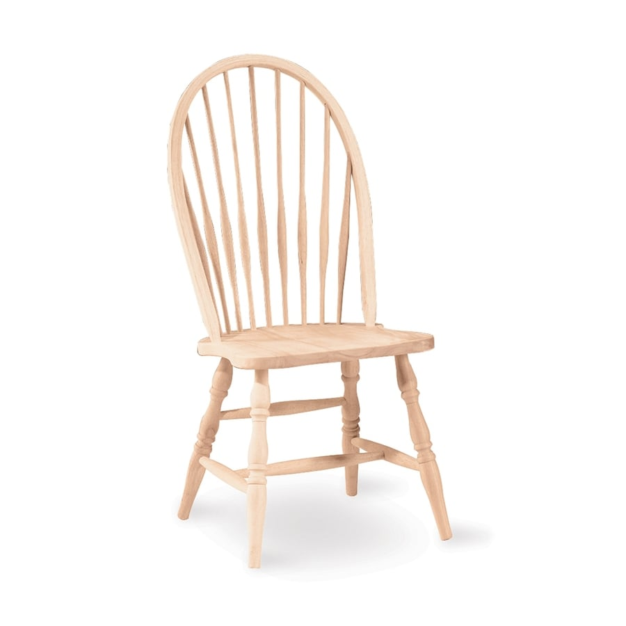 International Concepts Windsor Side Chair
