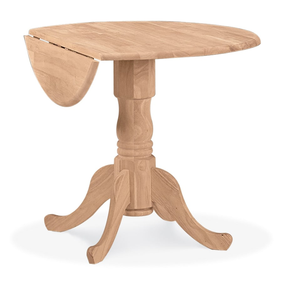 International Concepts Round Dining Table
