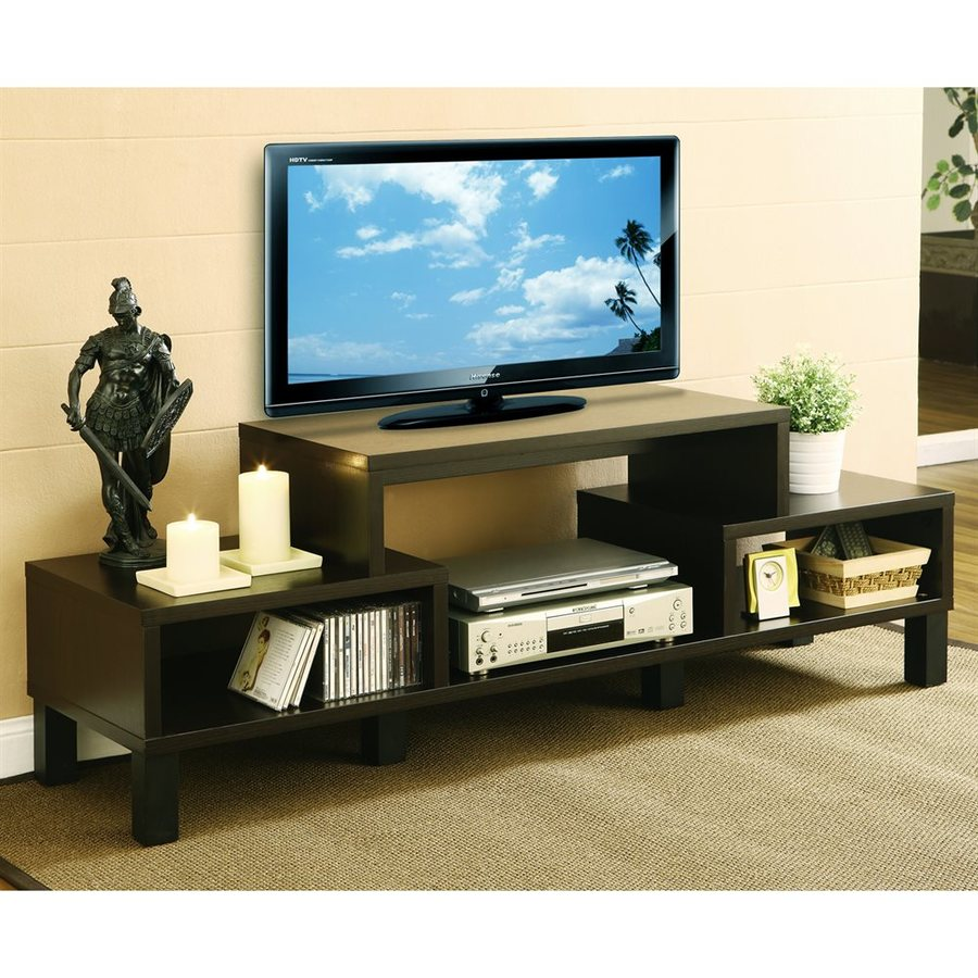 Enitial Lab Rippa Cappuccino Rectangular TV Cabinet