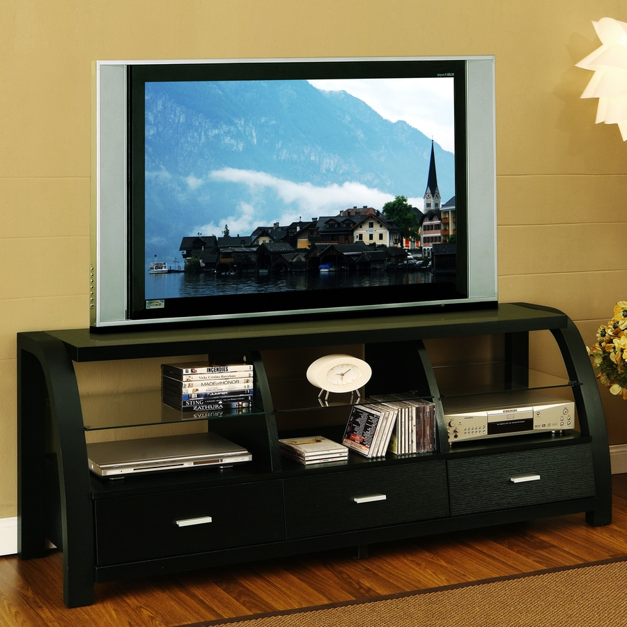 Enitial Lab Black TV Cabinet