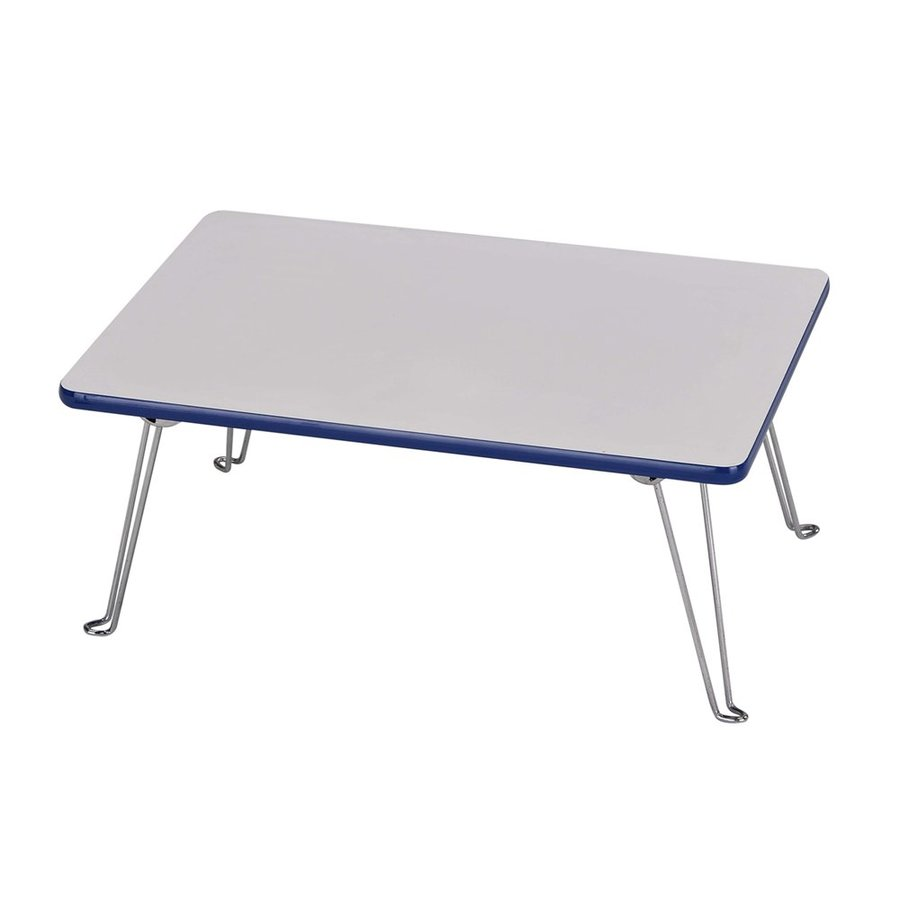ORE International 17.5-in x 12-in Rectangle Steel Folding Table