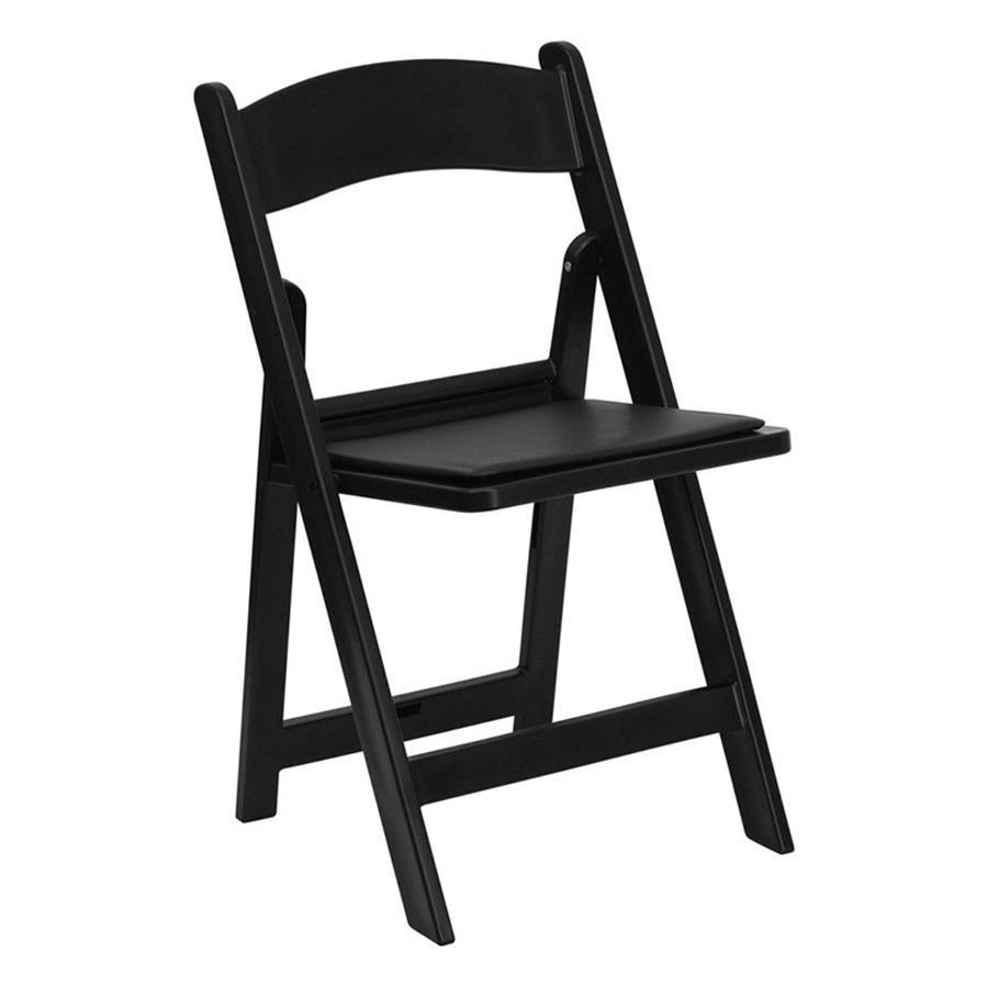 Flash Furniture Indoor/Outdoor Resin Standard Folding Chair