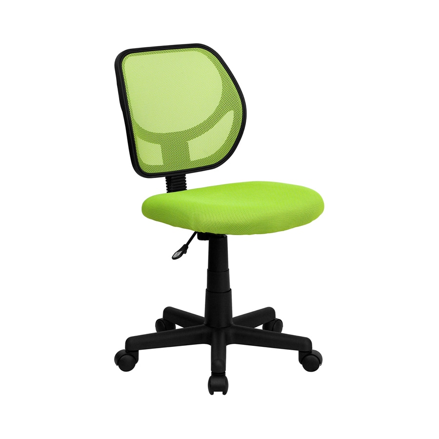 Flash Furniture Black/Green Casual Task Chair