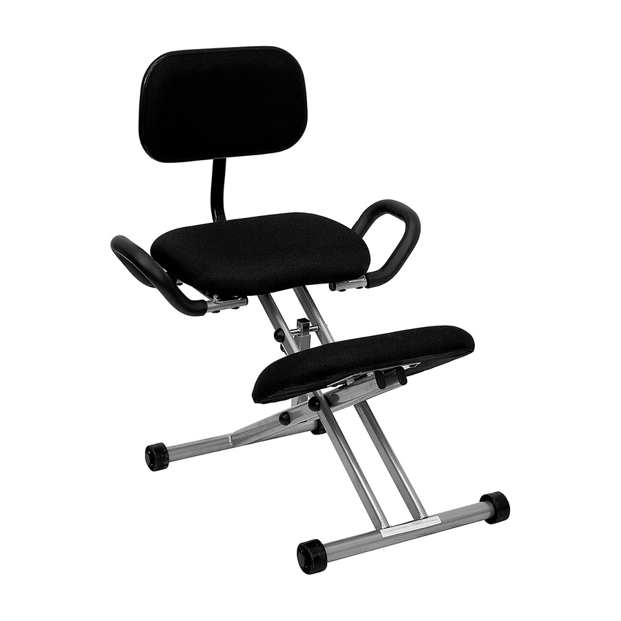 shop flash furniture silver task office chair at