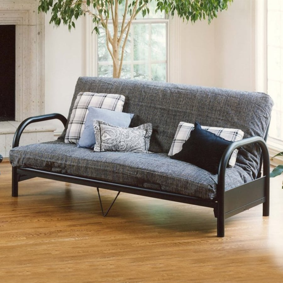 Hillsdale Furniture Black Futon