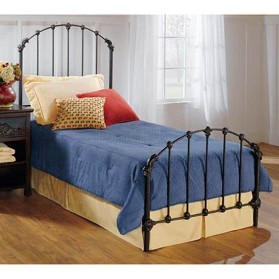 Hillsdale Furniture Bonita Copper Mist Trundle Bed