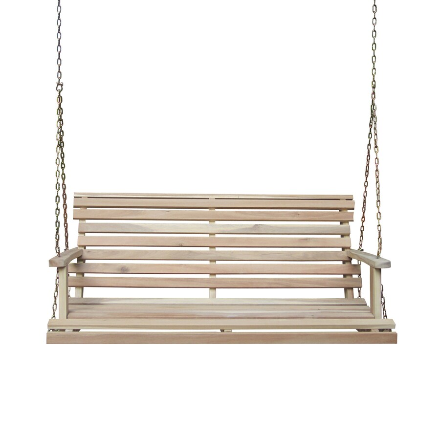 International Concepts Porch Swing - Shop Porch Swings & Gliders At Lowes.com