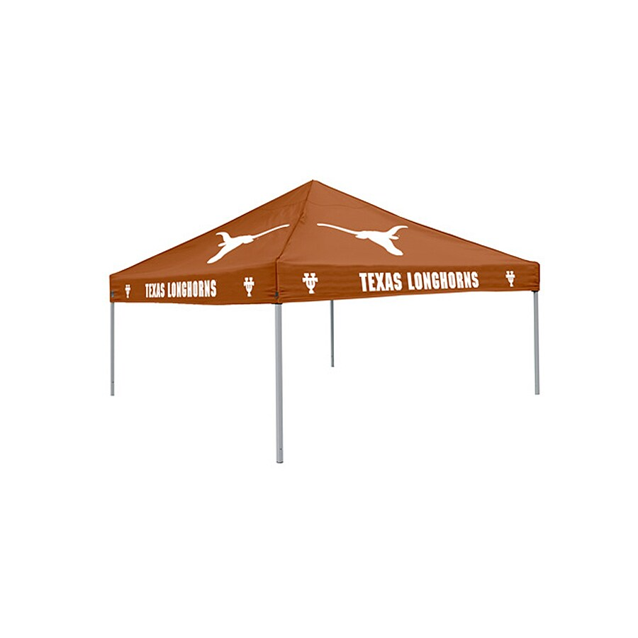 Shop Logo Chairs Tailgating Tent 9-ft W X 9-ft L Square
