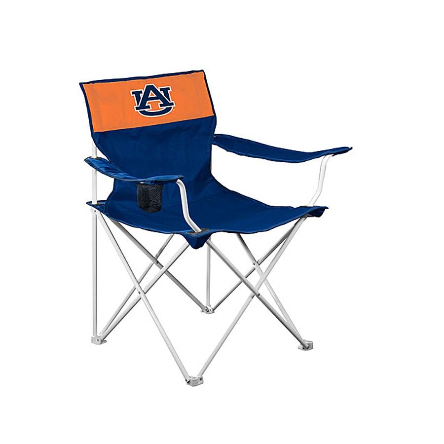 shop logo chairs ncaa auburn university tigers steel folding camping rh lowes com Auburn Tigers Logo Wallpaper Auburn Tigers Logo Stencil