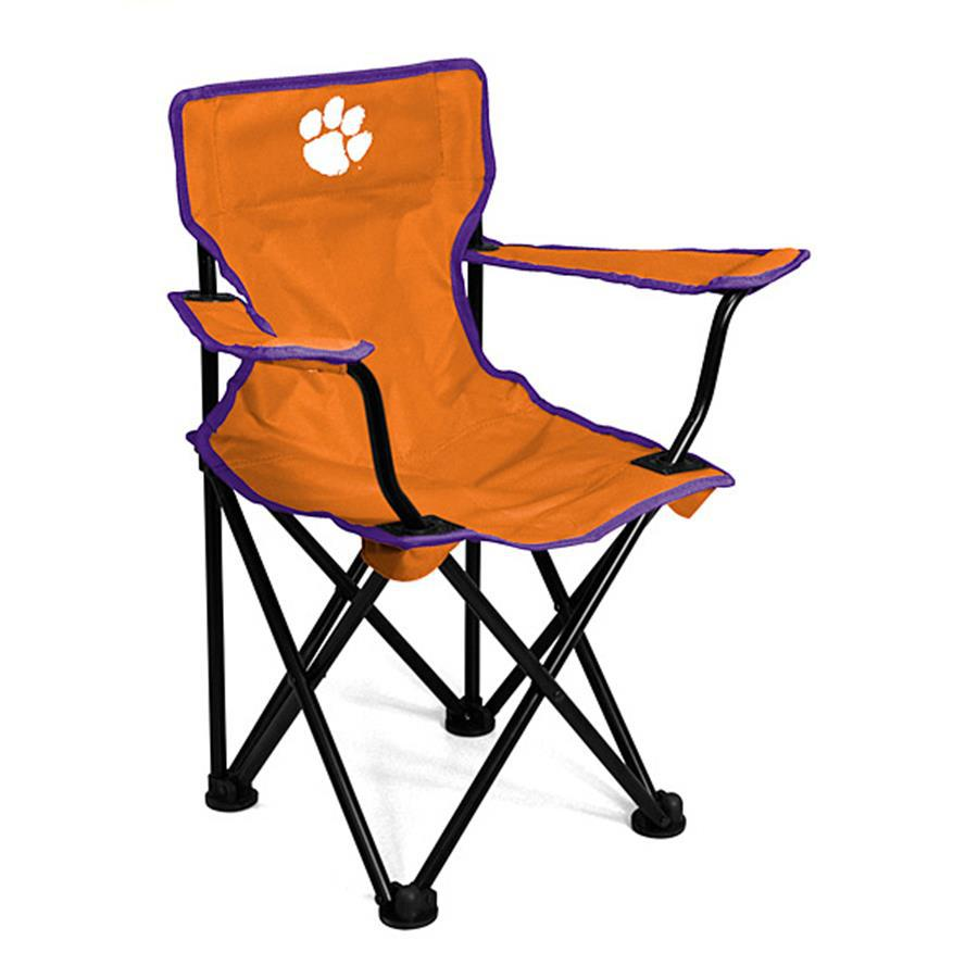 Logo Chairs Clemson Tigers 21-in Kids Chair