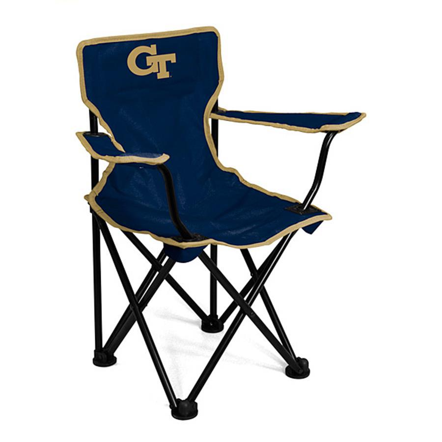 Logo Chairs Georgia Tech Yellow Jackets 21-in Kids Chair