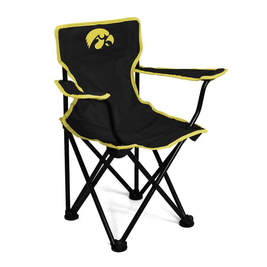 Logo Chairs Iowa Hawkeyes 21-in Kids Chair