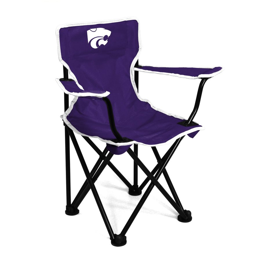 Logo Chairs Kansas State Wildcats 21-in Kids Chair