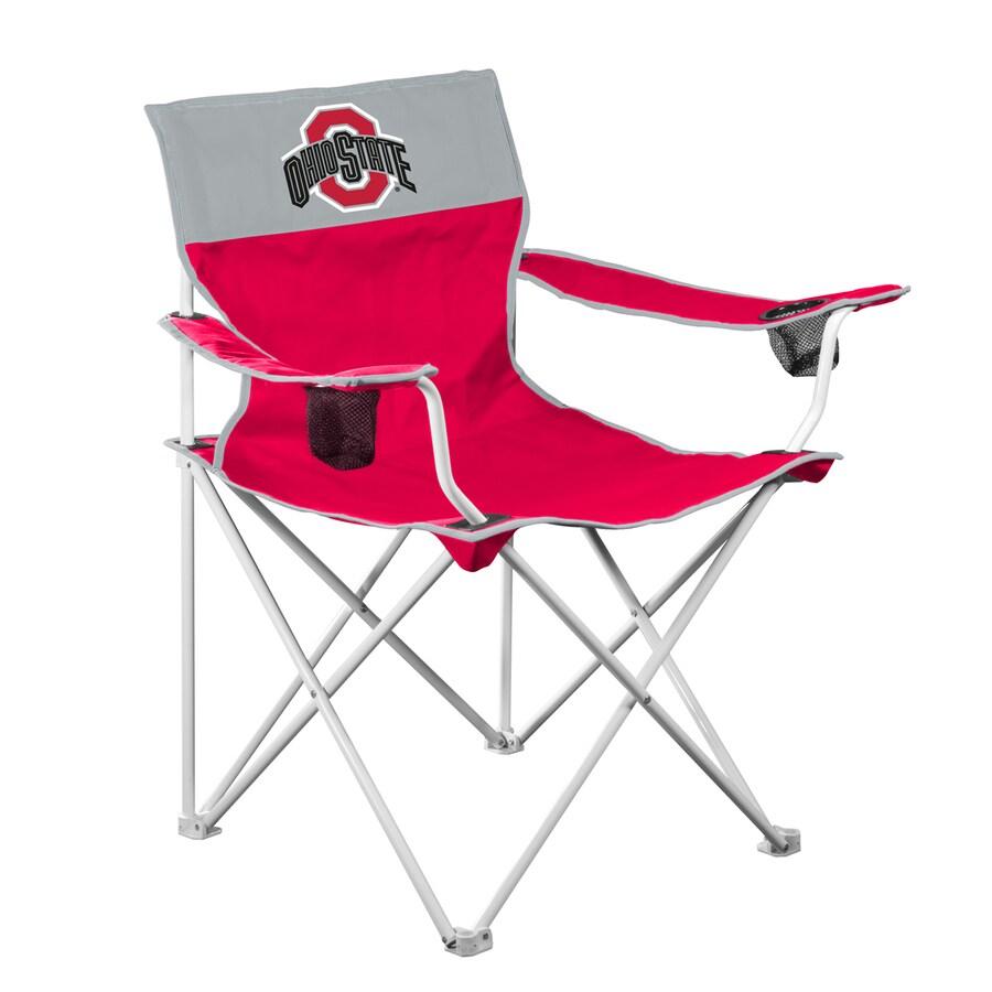 Superieur Logo Chairs Big Boy NCAA Ohio State Buckeyes Folding Camping Chair
