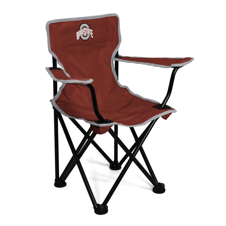 Shop Logo Chairs Ohio State Buckeyes 21 In Kids Chair At
