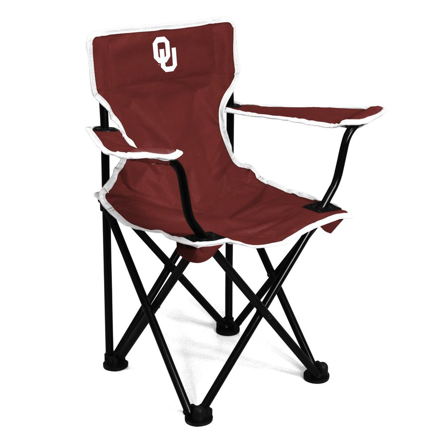 Logo Chairs Oklahoma Sooners 21-in Kids Chair