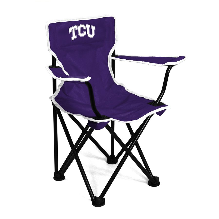 Logo Chairs TCU Horned Frogs 21-in Kids Chair