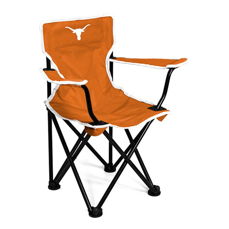 Logo Chairs Texas Longhorns 21-in Kids Chair