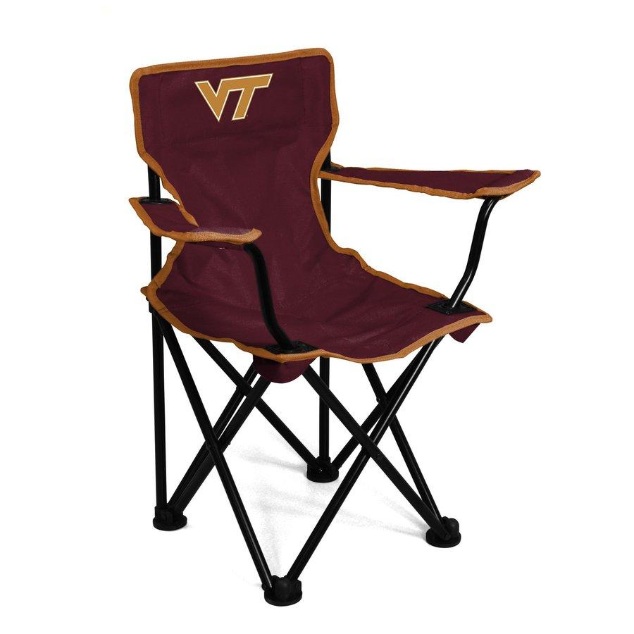 Logo Chairs Virginia Tech Hokies 21-in Kids Chair