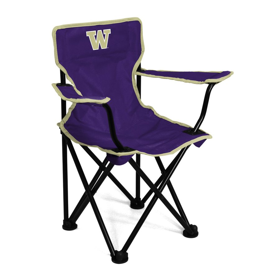 Logo Chairs Washington Huskies 21-in Kids Chair