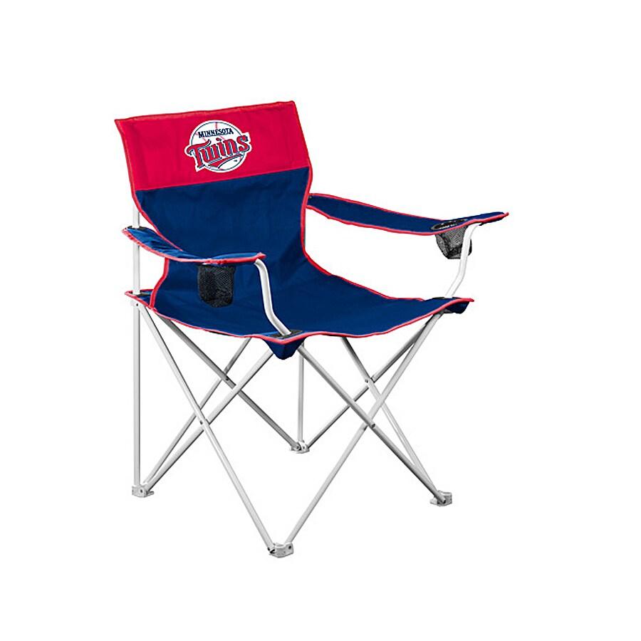 Logo Chairs Big Boy Mlb Minnesota Twins Folding Camping