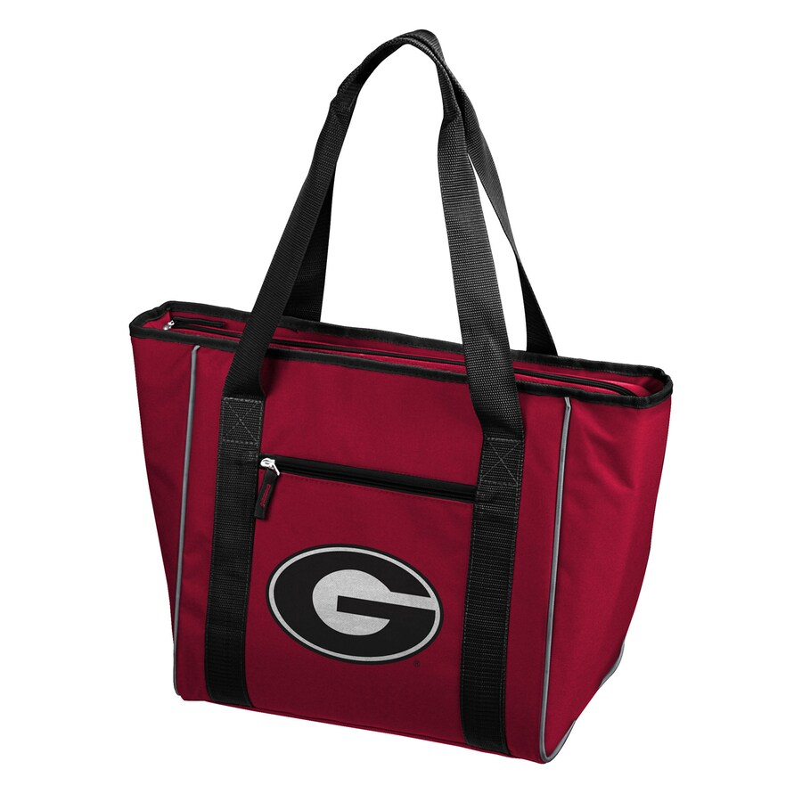 Logo Chairs Georgia Bulldogs 360 fl oz Polyester Bag Cooler