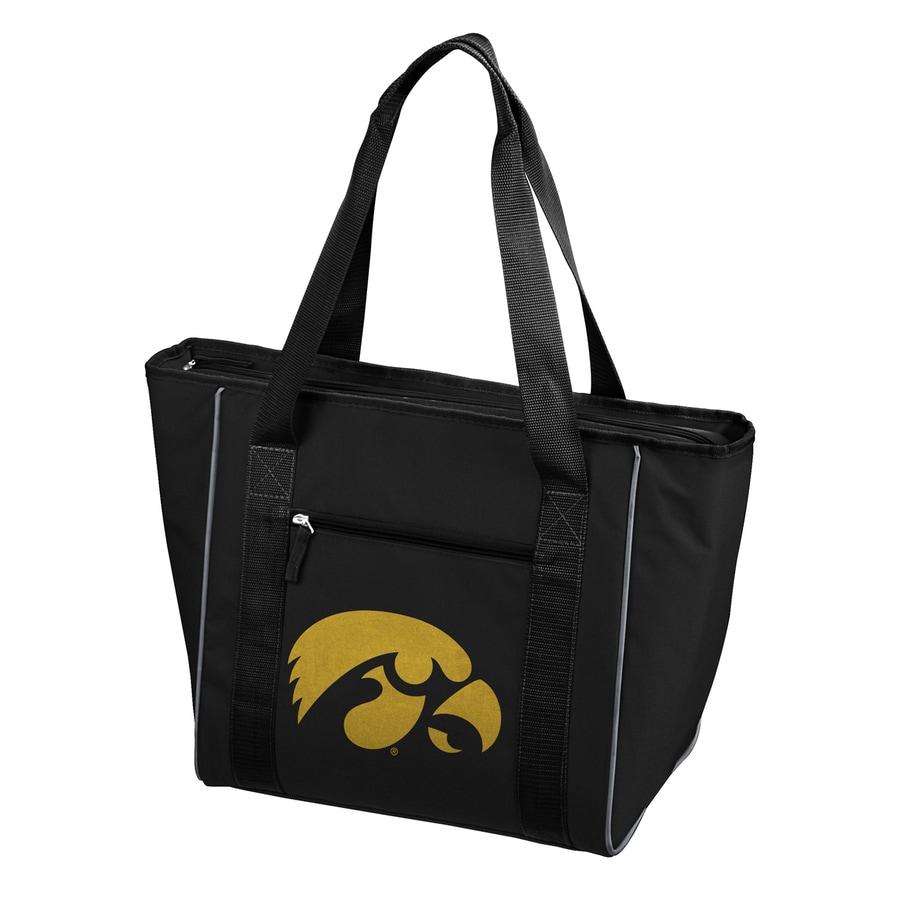 Logo Chairs Iowa Hawkeyes 360 fl oz Polyester Bag Cooler