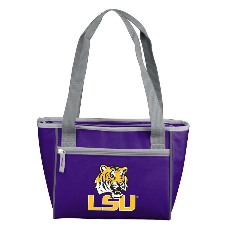 Logo Chairs LSU Tigers 192 fl oz Polyester Bag Cooler