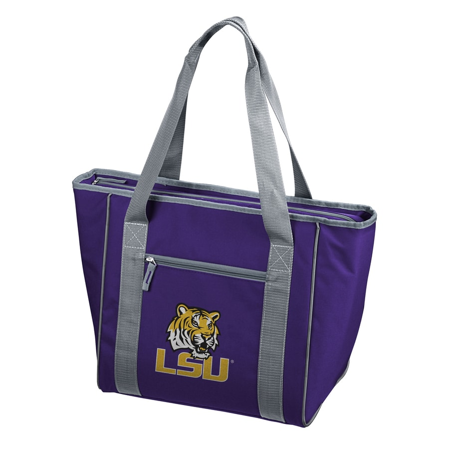 Logo Chairs LSU Tigers 360 fl oz Polyester Bag Cooler