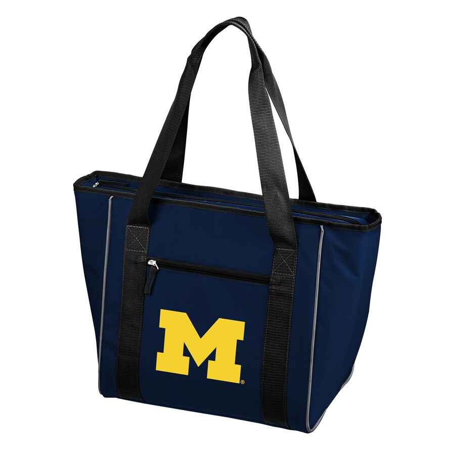 Logo Chairs Michigan Wolverines 360 fl oz Polyester Bag Cooler