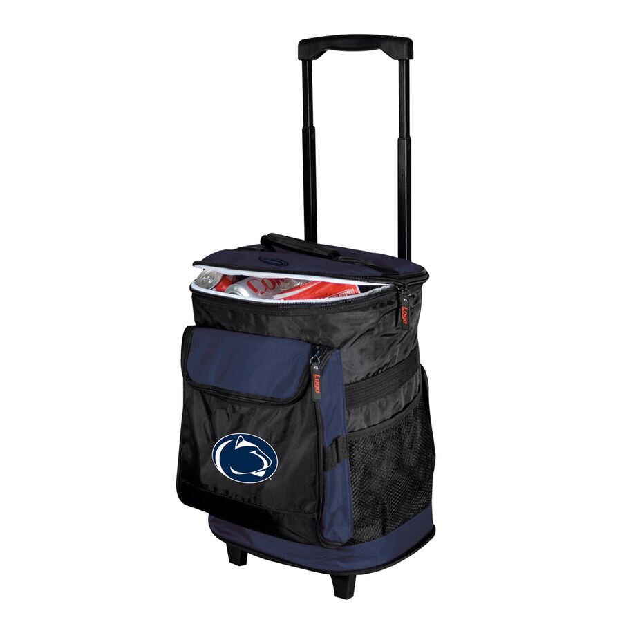 Logo Chairs Penn State Nittany Lions Wheeled Polyester Cooler
