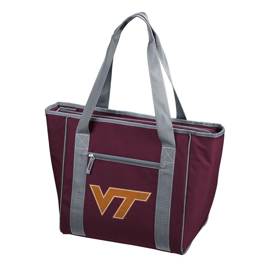 Logo Chairs Virginia Tech Hokies 360 fl oz Polyester Bag Cooler