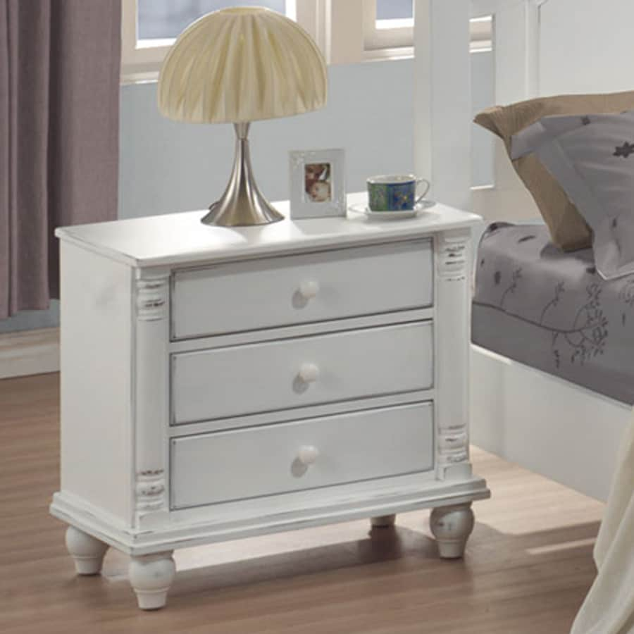 Coaster Fine Furniture Kayla White Nightstand