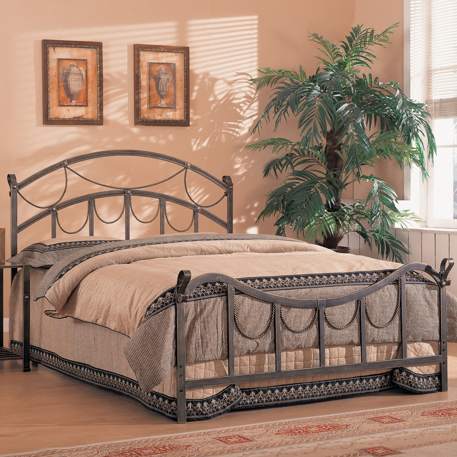 Coaster Fine Furniture Antique Brass Bed