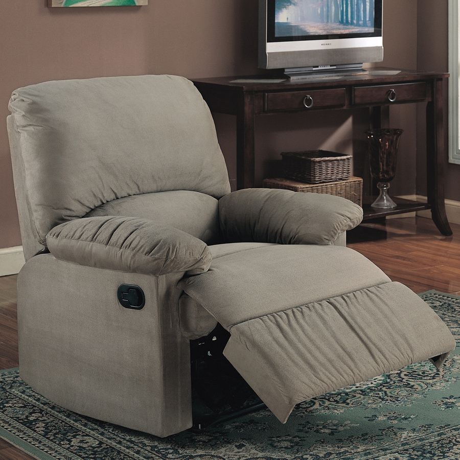 Coaster Fine Furniture Sage Microfiber Recliner