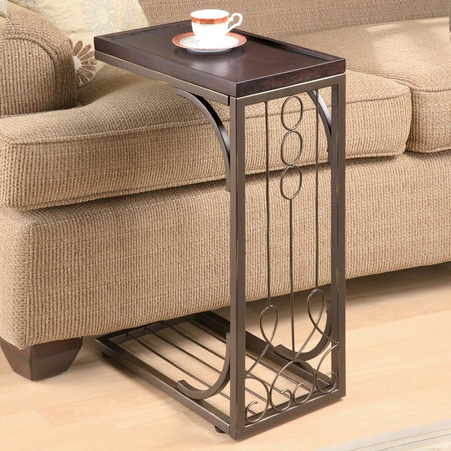 Coaster Fine Furniture Brown End Table