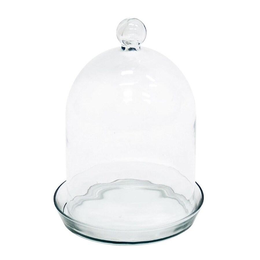 ACHLA Designs 8.75-in x 12-in Clear Bell Jar