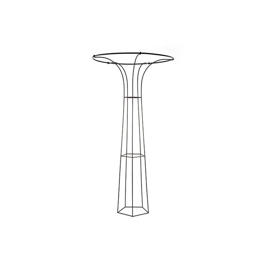 ACHLA Designs Mushroom 36-in W x 72-in H Roman Bronze Garden Trellis
