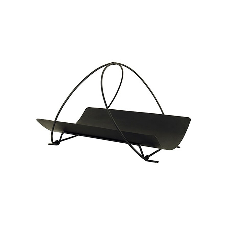 ACHLA Designs 20-in x 15-in x 13.5-in Wrought Iron Petite Panier